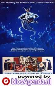 The NeverEnding Story poster, copyright in handen van productiestudio en/of distributeur