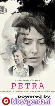 Petra poster, copyright in handen van productiestudio en/of distributeur