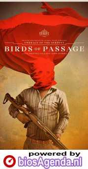Pájaros de verano poster, © 2018 September