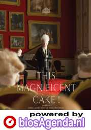 This Magnificent Cake! poster, © 2018 Lumière Publishing