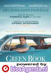 Green Book poster, © 2018 Entertainment One Benelux