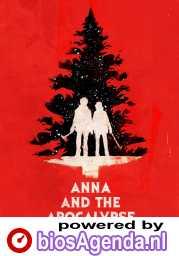 Anna and the Apocalypse poster, © 2017 Splendid Film