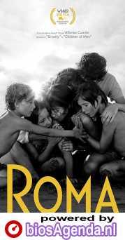 Roma poster, copyright in handen van productiestudio en/of distributeur