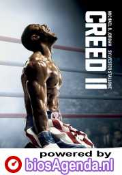 Creed II poster, © 2018 Warner Bros.