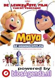 Maya: De Honingspelen (NL) poster, © 2018 Splendid Film