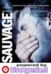 Sauvage poster, copyright in handen van productiestudio en/of distributeur