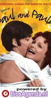 Die Legende von Paul und Paula poster, copyright in handen van productiestudio en/of distributeur