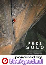 Free Solo poster, © 2018 Periscoop