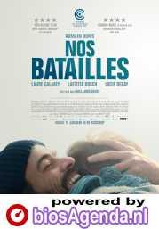 Nos batailles poster, © 2018 Cinéart