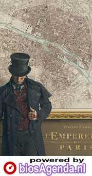 The Emperor of Paris poster, copyright in handen van productiestudio en/of distributeur