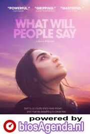 What People will say poster, copyright in handen van productiestudio en/of distributeur