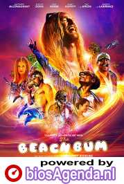The Beach Bum poster, © 2019 The Searchers