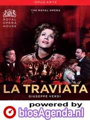 The Royal Opera: La Traviata poster, copyright in handen van productiestudio en/of distributeur