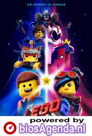 The Lego Movie 2: The Second Part poster, © 2019 Warner Bros.
