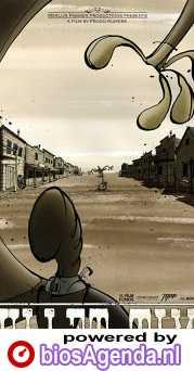 Bullet Time poster, copyright in handen van productiestudio en/of distributeur