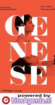 Genesis poster, copyright in handen van productiestudio en/of distributeur