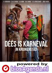 Déés is Karneval poster, copyright in handen van productiestudio en/of distributeur