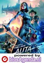 Alita: Battle Angel poster, © 2018 20th Century Fox