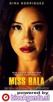 Miss Bala poster, © 2019 Universal Pictures International