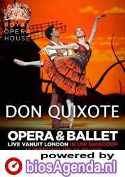 The Royal Ballet: Don Quixote poster, copyright in handen van productiestudio en/of distributeur