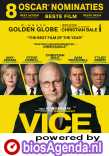 Vice poster, © 2018 Entertainment One Benelux