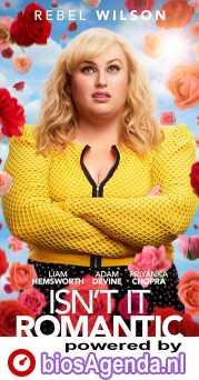 Isn't It Romantic poster, copyright in handen van productiestudio en/of distributeur