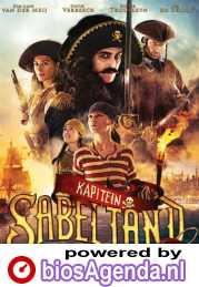 Kapitein Sabeltand en de schat van Lama Rama poster, copyright in handen van productiestudio en/of distributeur