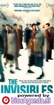 The Invisibles poster, copyright in handen van productiestudio en/of distributeur
