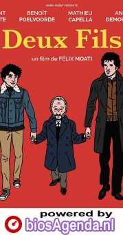 Father and Sons poster, copyright in handen van productiestudio en/of distributeur