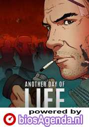 Another Day of Life poster, © 2018 Periscoop Film