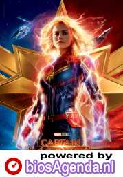 Captain Marvel poster, © 2019 Walt Disney Pictures