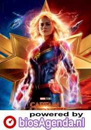 Captain Marvel poster, © 2019 Walt Disney Pictures