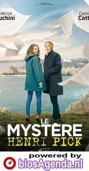 The Mystery of Henri Pick poster, copyright in handen van productiestudio en/of distributeur