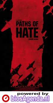 Paths of Hate poster, copyright in handen van productiestudio en/of distributeur