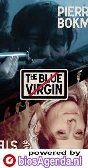 De Blauwe Maagd poster, copyright in handen van productiestudio en/of distributeur