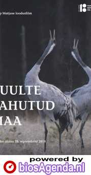 Tuulte tahutud maa poster, copyright in handen van productiestudio en/of distributeur