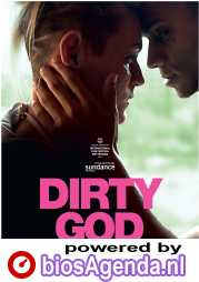 Dirty God poster, © 2019 Cinéart