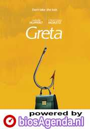Greta poster, © 2018 The Searchers