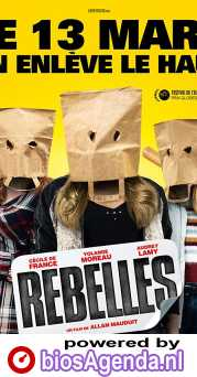 Rebels poster, copyright in handen van productiestudio en/of distributeur