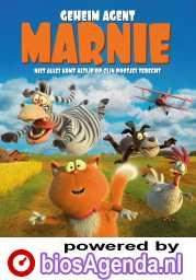 Geheim Agent Marnie (NL) poster, © 2018 Dutch FilmWorks