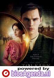 Tolkien poster, © 2019 20th Century Fox
