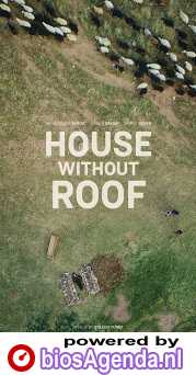 House Without Roof poster, copyright in handen van productiestudio en/of distributeur