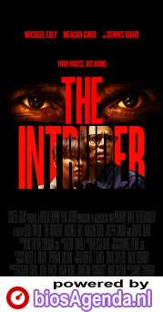 The Intruder poster, copyright in handen van productiestudio en/of distributeur