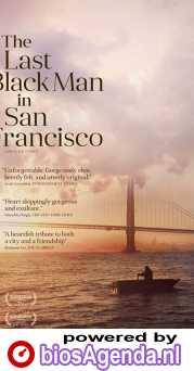 The Last Black Man in San Francisco poster, copyright in handen van productiestudio en/of distributeur