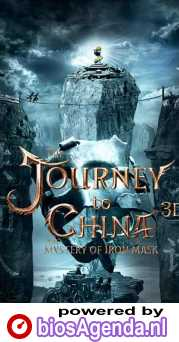 Journey to China: The Mystery of Iron Mask poster, © 2019 Dutch FilmWorks
