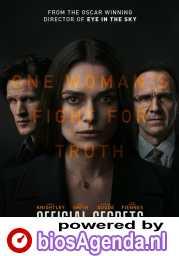 Official Secrets poster, © 2019 WW entertainment