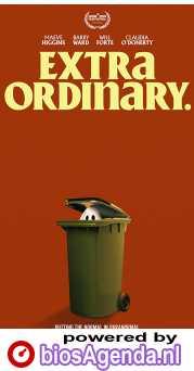 Extra Ordinary poster, copyright in handen van productiestudio en/of distributeur