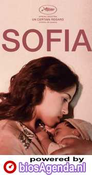 Sofia poster, copyright in handen van productiestudio en/of distributeur