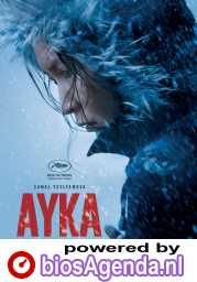 Ayka poster, © 2018 Cinéart
