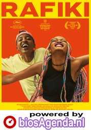 Rafiki poster, © 2018 Cinemien